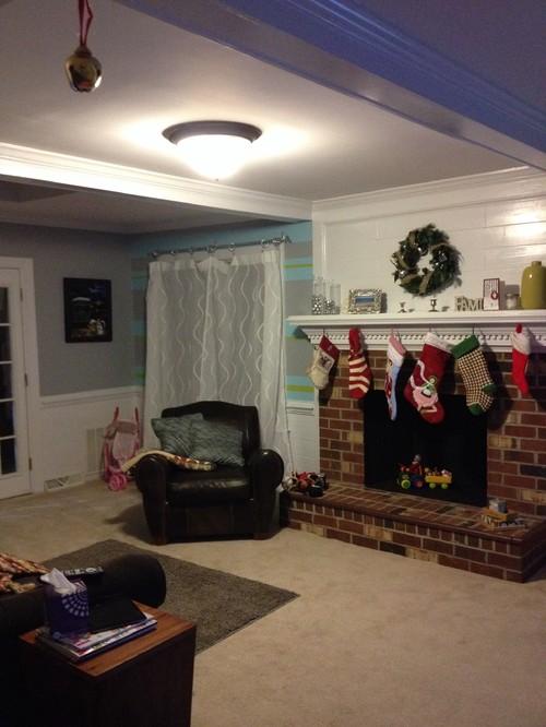 How Should I Arrange Our Odd Shaped Living Room