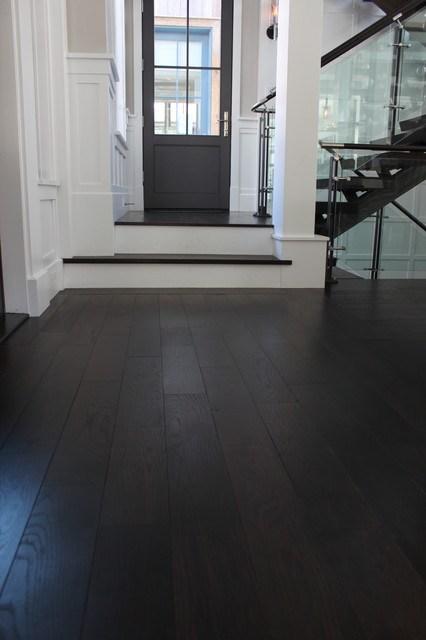 Prefinished Engineered Oak Flooring Stair Treads Eclectic | Prefinished Hardwood Stair Treads | Hand Scraped | Wood Stair | Red Oak Natural | Flooring | White Oak