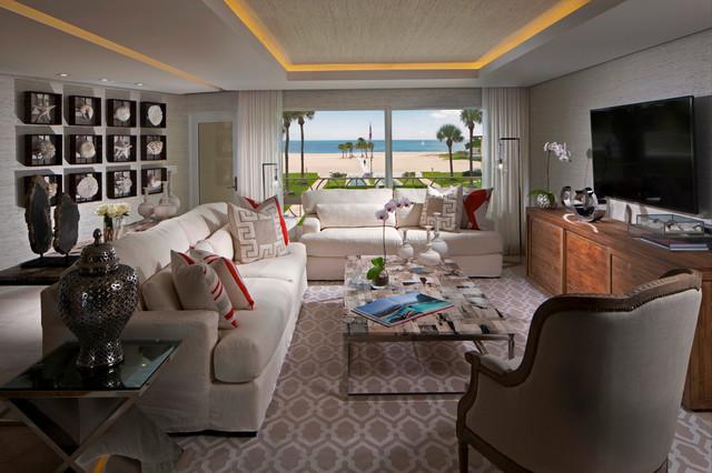 Ft Lauderdale Florida Harbor Beach Interior Designer