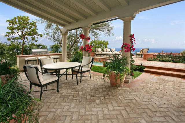 AMS Landscape Design Studios, Inc. beach-style-patio