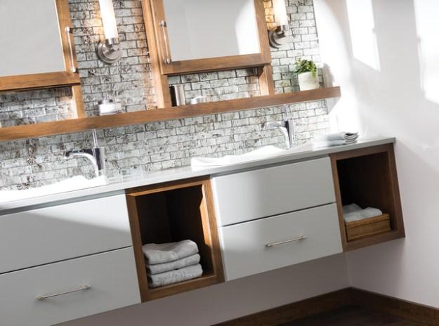 the future of floating bathroom vanities - contemporary - bathroom