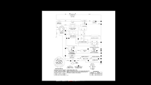 craftsman riding lawn mower ignition switch wiring diagram wiring diagram craftsman lawn tractor schematics and diagrams