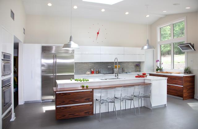 Modern Kitchen Design In NJ Modern Kitchen New York