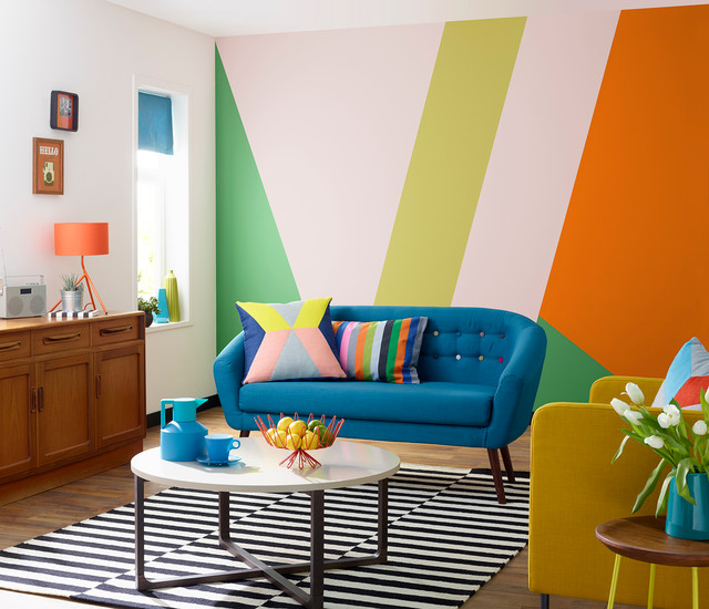 Living contemporaneo-soggiorno