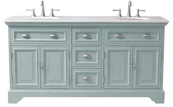 shabby chic bathroom vanitycottage look daleville bathroom sink