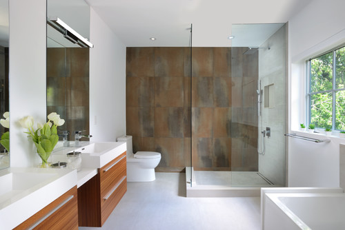 Create a Focal Point in Bathroom