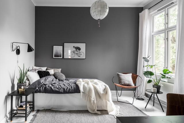 interior haga, gothenburg - scandinavian - bedroom - gothenburg