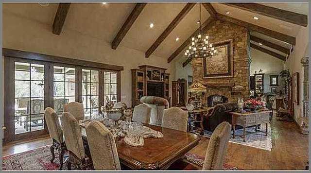 French Country Great Room
