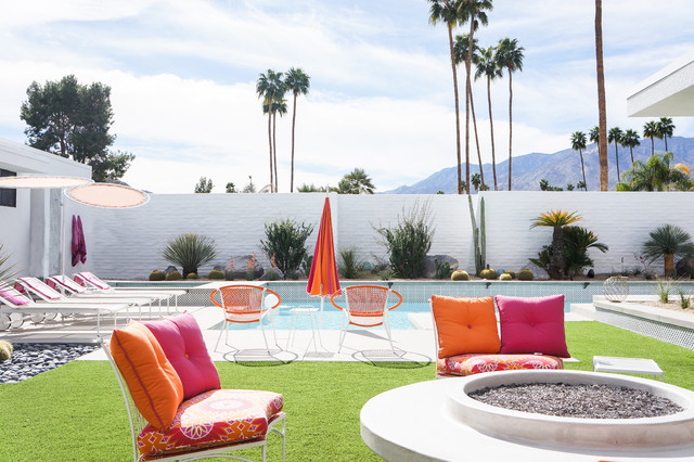 moroccan inspired palm springs style