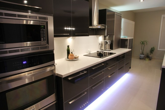 Contemporary Kitchen High Gloss