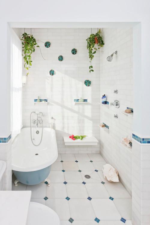 530e7f381fe0 8 idee low cost per trasformare il bagno | DiLei