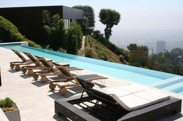 Traditional And Formal Pools