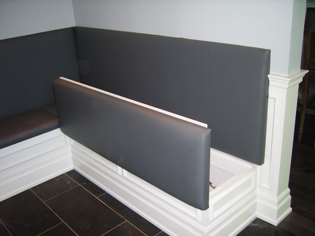 Contemporary Kitchen Bench Seating