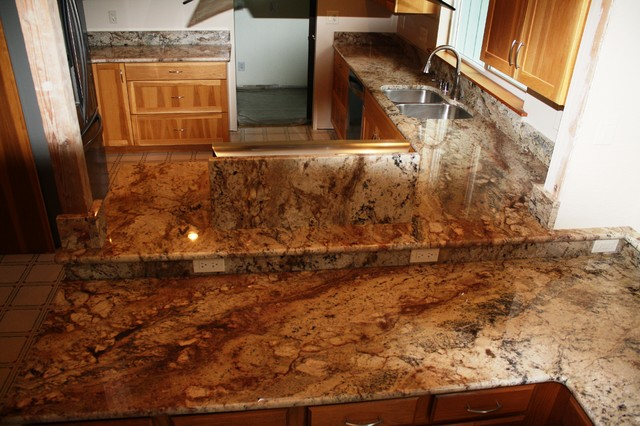 Sienna Bordeaux Traditional Kitchen Seattle By