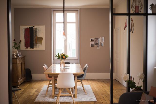 Rnovation Salon Et Salle Manger Maison Style Anne 30