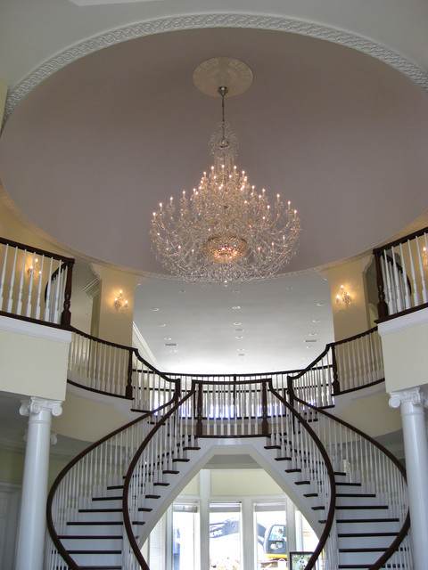 Classic Crystal Chandeliers Traditional