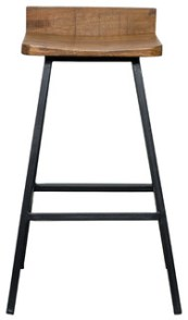 "Kosas Pennie 30"" Counter Stool"