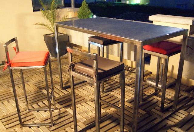 Table Haute Pour 8 Personnes
