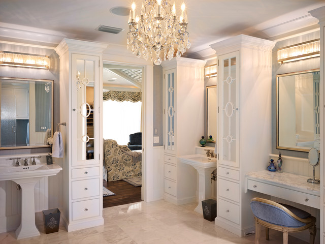 Luxury Master Bath In The Milkey By Tampa Florida Home