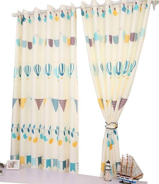 modern design blue patchwork shower