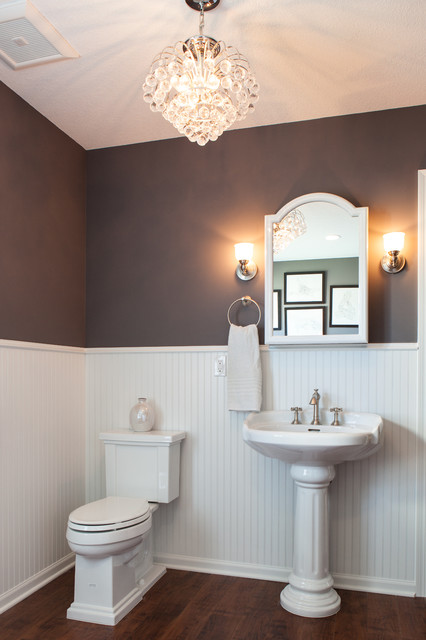 Traditional Master Bath With Clawfoot Tub Traditional