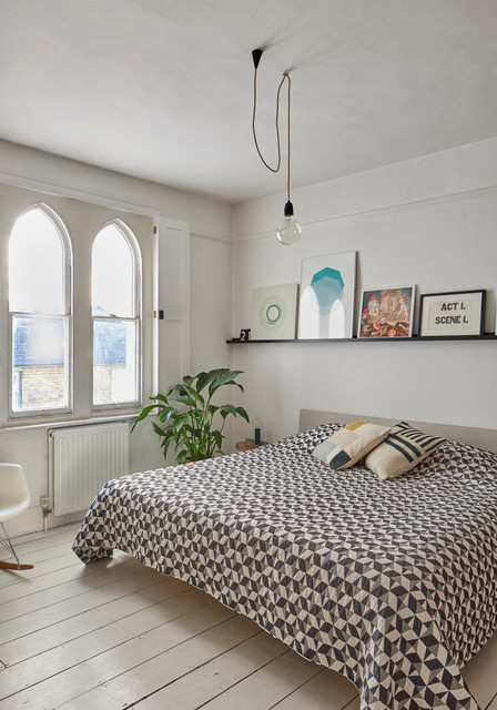 Mill End House scandinavian-bedroom