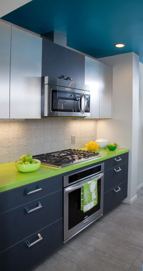Modern Bungalow kitchen and bath