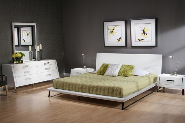 the bahamas bedroom - modern - bedroom - miami - by el dorado