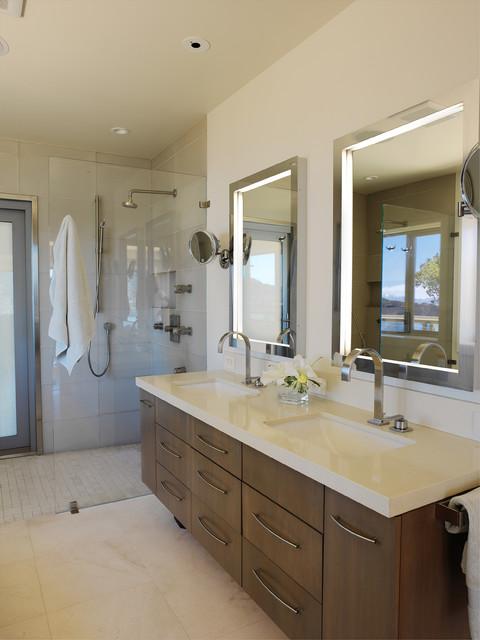 """""""green"""" remodel contemporary-bathroom"""