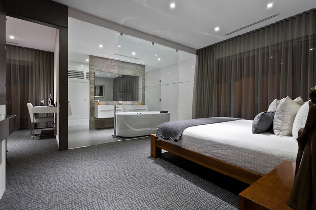 Interior Contemporary Bedroom Perth By Putragraphy