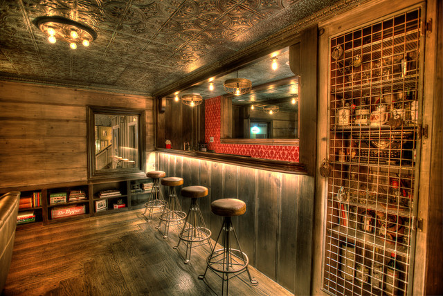 Wine Bar Decorating Ideas Home