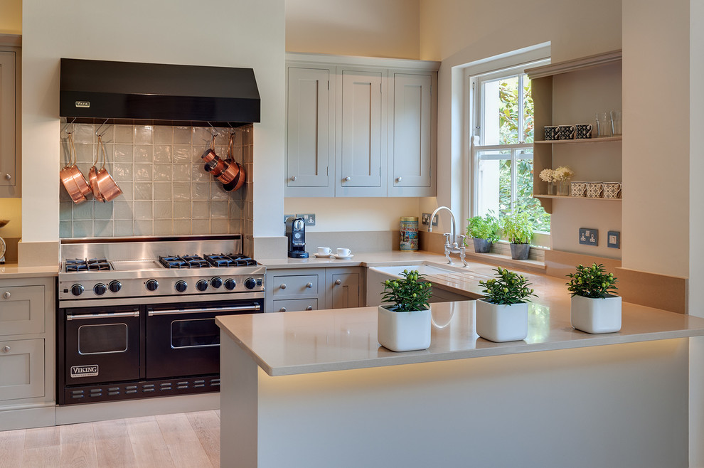 Pros and Cons of U Shaped Kitchen Designs