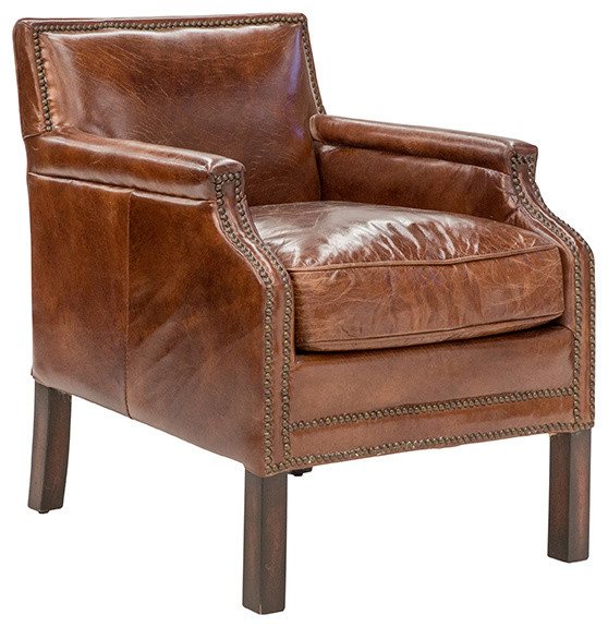 Regent Parlour Chair Traditional Armchairs And Accent