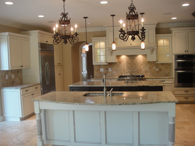 Model home pictures kitchen