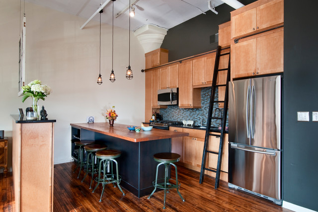 Loft KitchenOfficeConference RoomStorage Space