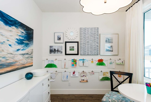 Stylish Urban Living transitional-kids
