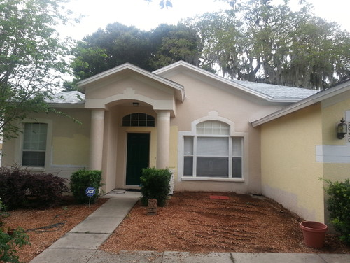 Help! Need Exterior Paint Color To Match White Roof In Florida