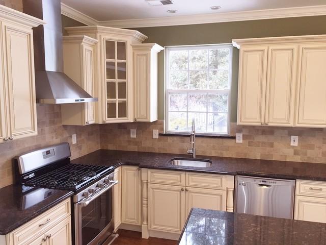 Kitchen Remodeling In Monroe NJ Traditional Newark