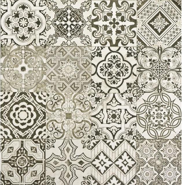haves 11 81 x11 81 porcelain field tile matte gray