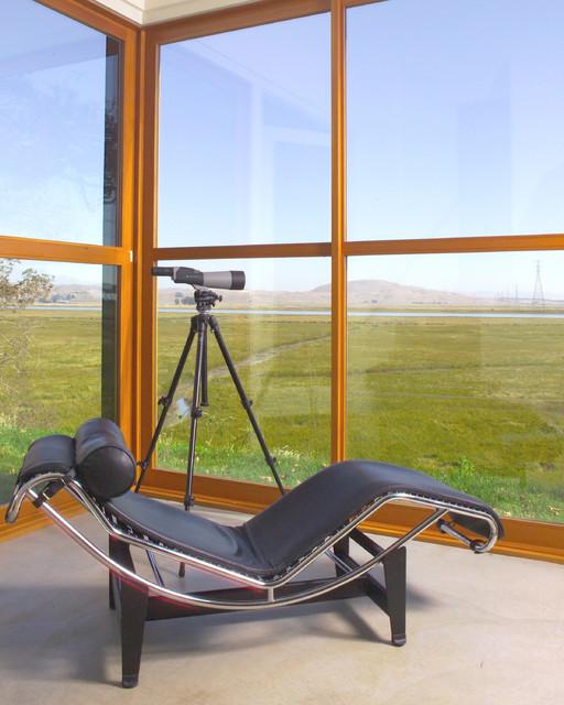 WYboy Ranch modern-living-room