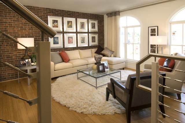 Calder contemporary-living-room