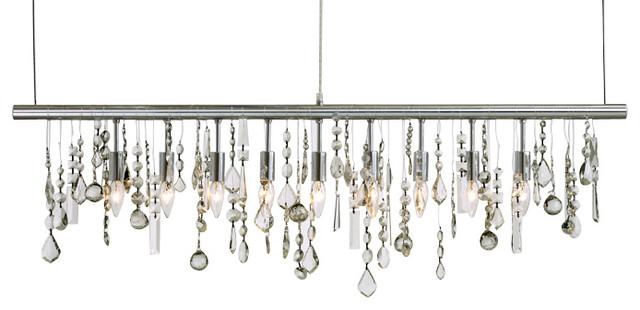 Crystal Pendant Light Contemporary Lighting