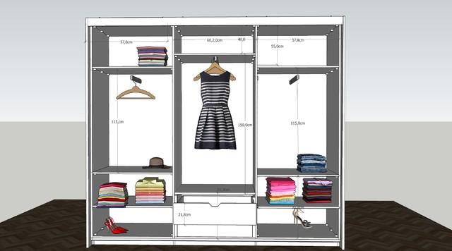 Dressing Peu Profond Idees