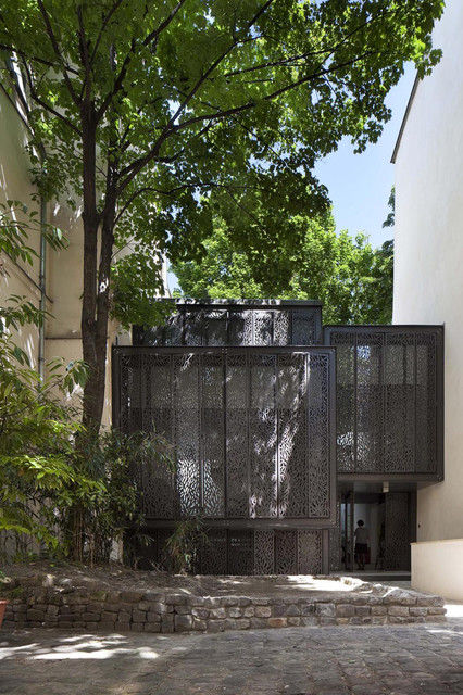 Maison Escalier contemporary-exterior