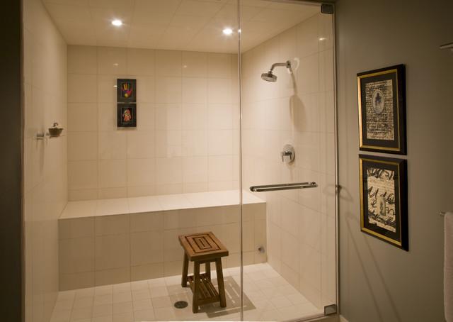 basement bathroom - contemporary - bathroom - dc metro - by