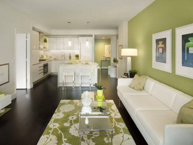 contemporary living room by gacek design group inc what goes with dark wood floors