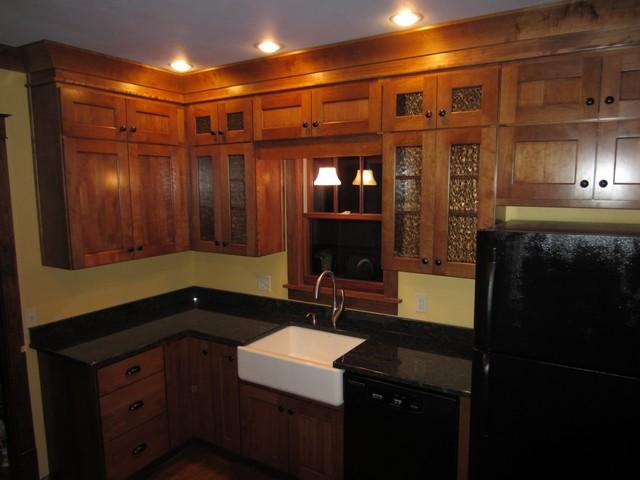Pacific Kitchen Renovation Craftsman