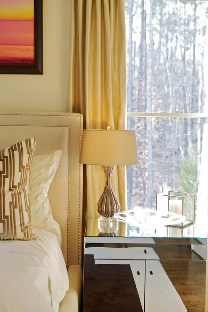 Heather Garrett Design contemporary-bedroom