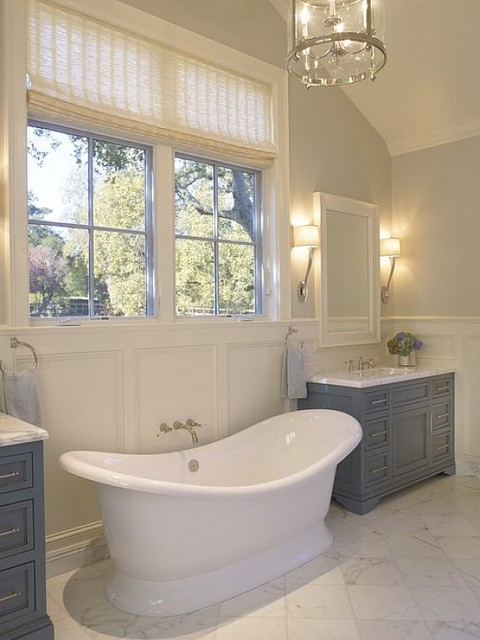 Clawfoot Tub Vintage Tubs Rustic Bathroom