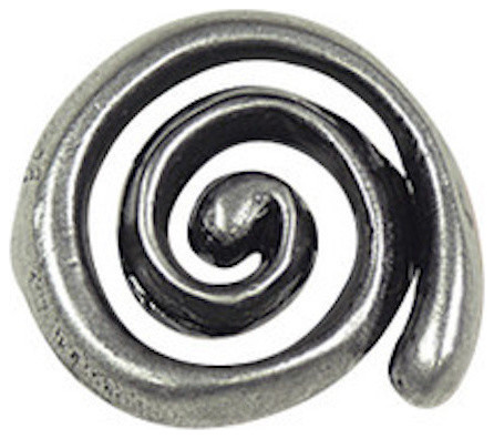 Spiral Large Knob Traditional Cabinet And Drawer Knobs